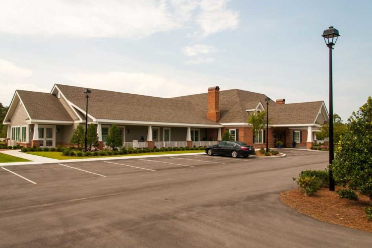 SECU Crystal Coast Hospice House