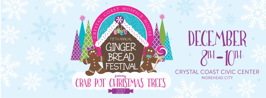 Gingerbread Festival Banner