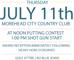 Golf Tournament Information