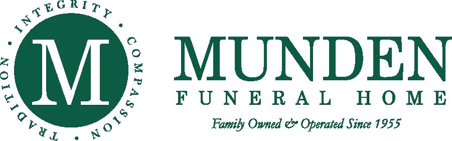 Munden Funeral Home Logo